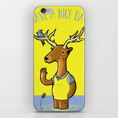 Nice Horacio iPhone & iPod Skin