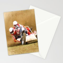 The race is on Stationery Cards