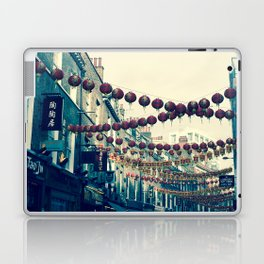 London Chinatown Laptop & iPad Skin