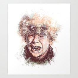 Scut Farkus Art Print