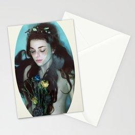 Ann; Le pétale Stationery Cards