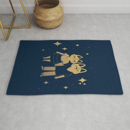 Here's the Plan - Together Rug