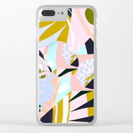 Libby Clear iPhone Case