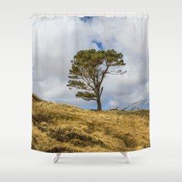 Highland Tree Shower Curtain