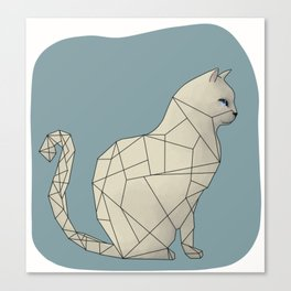 mathecatical Canvas Print