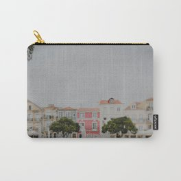 Colourful Row Carry-All Pouch
