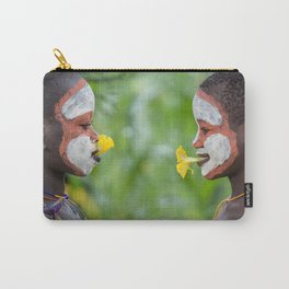 Suri Smile Carry-All Pouch