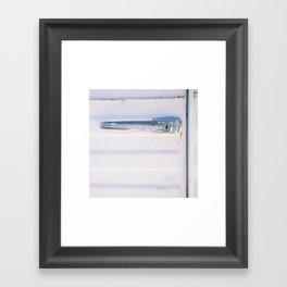 analogic #5 Framed Art Print