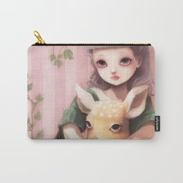 My dear lady deer... Carry-All Pouch