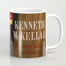 Favourite Ballads and Songs Mug