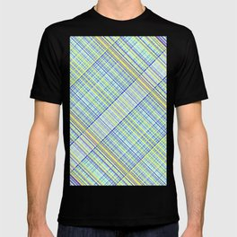 Re-Created  Grid 6 by Robert S. Lee T-shirt