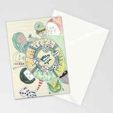 GAMBLING DAY Stationery Cards