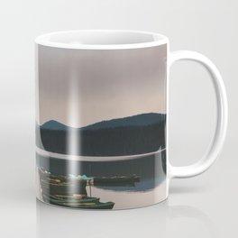 Ollalie Lake - Pacific Crest Trail, Oregon Coffee Mug