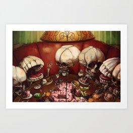 Cerebrum Celebration Art Print