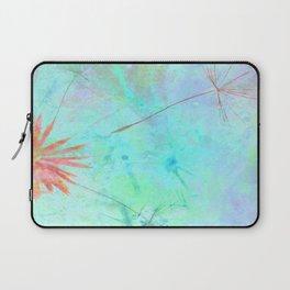 Paint A Dandelion Laptop Sleeve