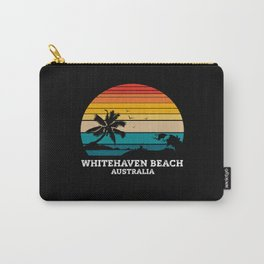 WHITEHAVEN BEACH WHITSUNDAY ISLAND - AUSTRALIA Carry-All Pouch
