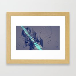 Zeiss Framed Art Print