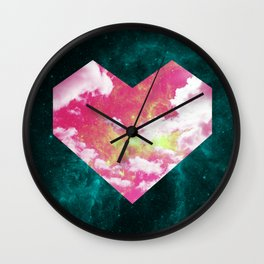 """""""I'm gonna send him to outer space Find another race"""" Wall Clock"""