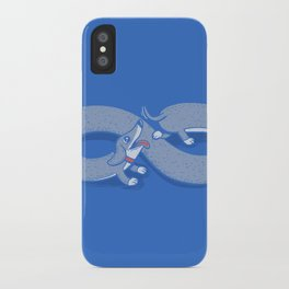 Endless Chase iPhone Case