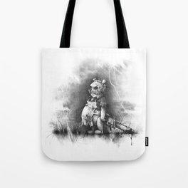 The Pooh Tote Bag