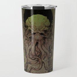 Cthulhu : Cosmic God Of Horror Travel Mug
