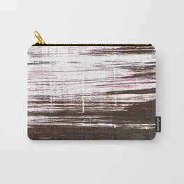Bistre abstract watercolor Carry-All Pouch