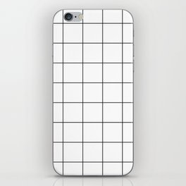You're a square iPhone Skin