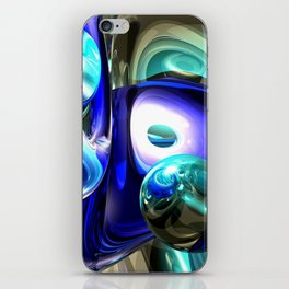 Jewel of the Nile Abstract iPhone Skin