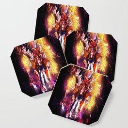 super saiyan goku Coaster