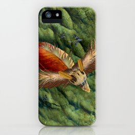 Flying Low iPhone Case
