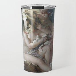 Art Beast Travel Mug