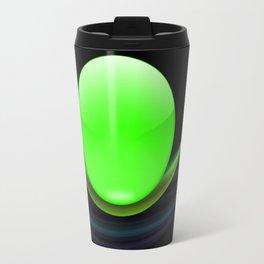 Green Ball Travel Mug