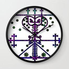 Maman Brigitte Veve Wall Clock