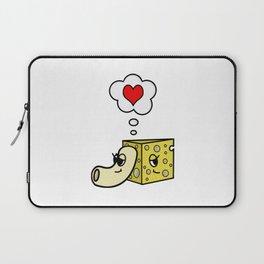 Mac -N- Cheese Love Laptop Sleeve