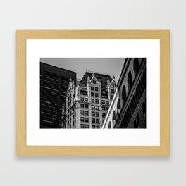 Liberty Tower at 55 Liberty Street in Lower Manhattan New York Framed Art Print
