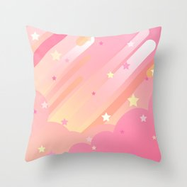 Steven Universo - Clouds Throw Pillow