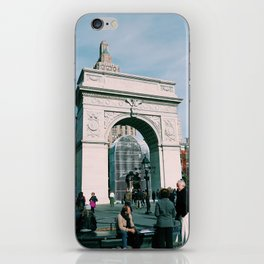 Washington Square Park iPhone Skin