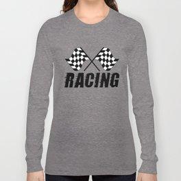 Racing Long Sleeve T-shirt