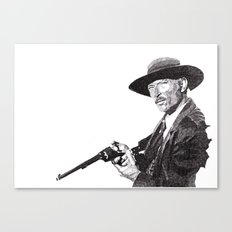 Lee Canvas Print