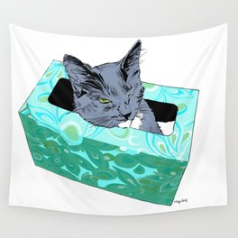#inktober2016:box Wall Tapestry