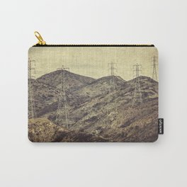 Electric and Company Carry-All Pouch