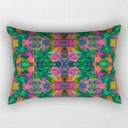 Nausea 1969 III (Ultraviolet) Rectangular Pillow