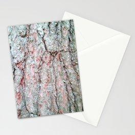 White pine bark. Stationery Cards