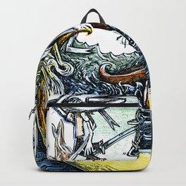 Crescent Canoeist Backpack