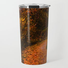 Autumn Arboretum Travel Mug