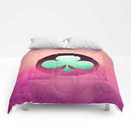 Ace of Trefoil IV Comforters