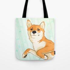 I am not a fox! Tote Bag