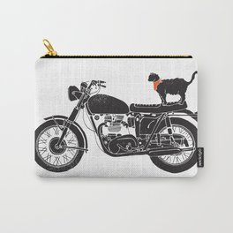 Purrfect Roadtrip.. Carry-All Pouch