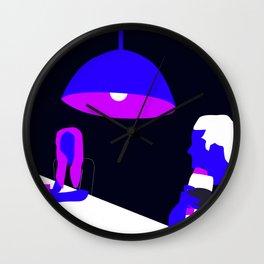 NightCap Wall Clock