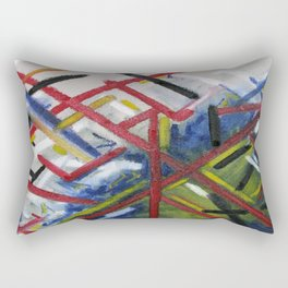 Native American pattern Rectangular Pillow
